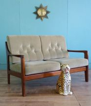 Mid century French sofa - SOLD
